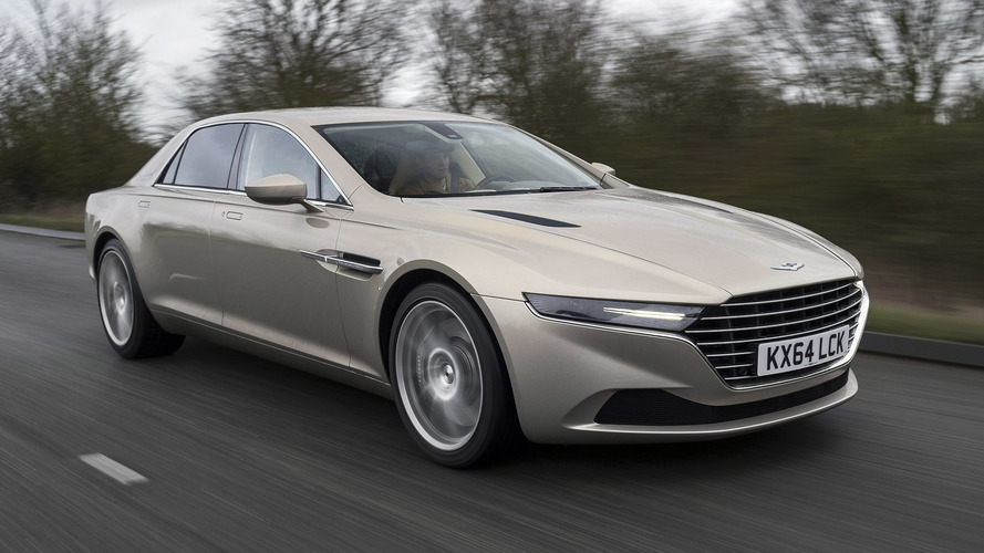 2016 Aston Martin Lagonda Taraf First Drive: The merely rich need not apply