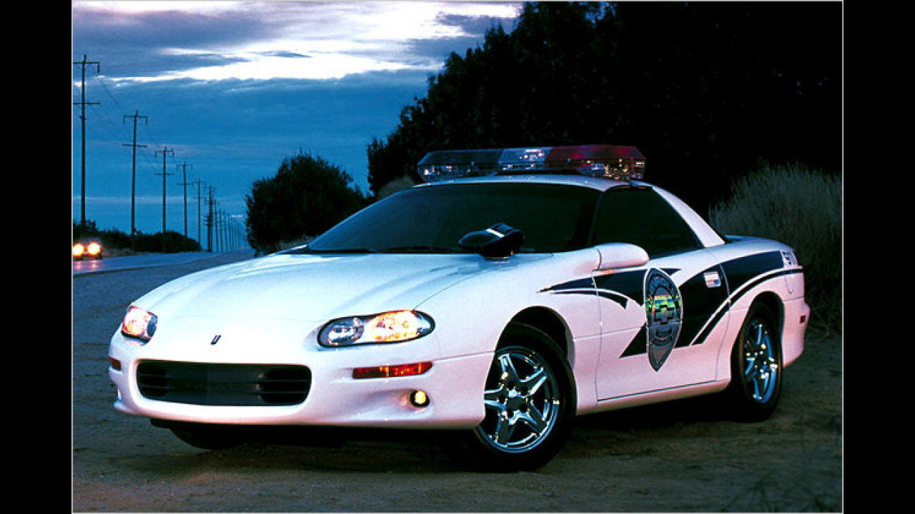 Chevrolet Camaro (2001)