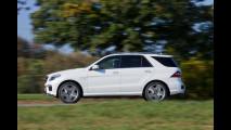 Nuova Mercedes ML 63 AMG
