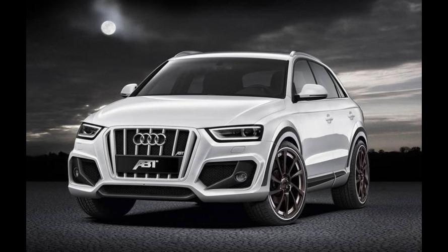 Audi Q3 secondo Abt