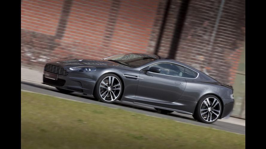 Aston Martin DB9 o DBS?