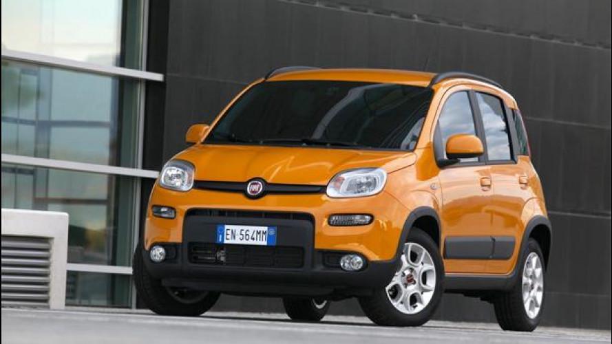 Nuova Fiat Panda Natural Power, porte aperte dedicato al metano