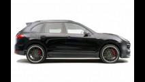 Porsche Cayenne vista da Hamann