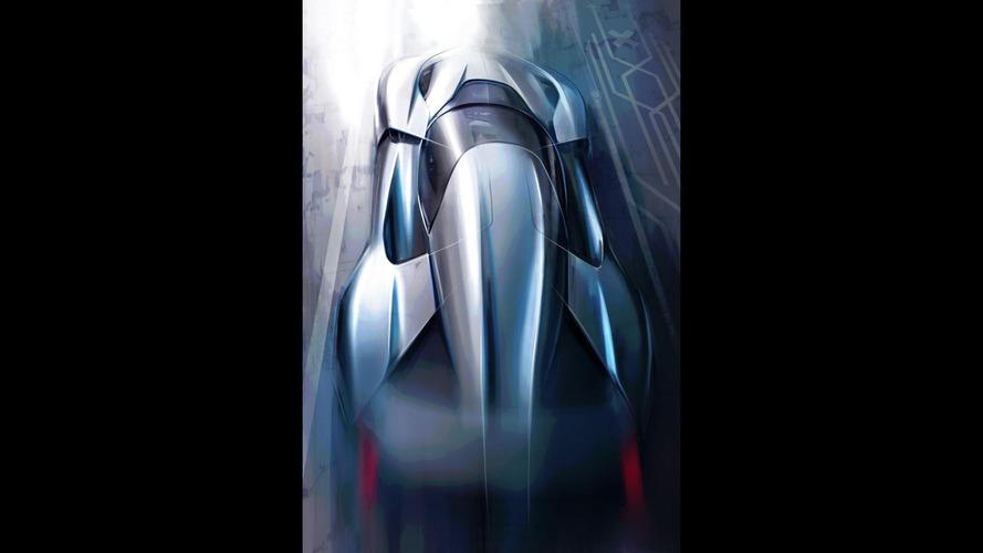 NextEV 1 MegaWatt süper otomobilin çizimleri sızdı