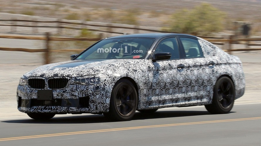 Yeni BMW M5 istenildiği zaman AWD sisteminden RWD düzenine geçiş yapabilir