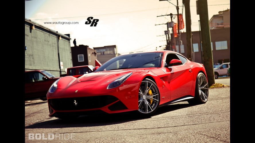 SR Auto Group Ferrari F12berlinetta