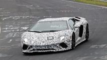 Lamborghini Aventador Casus Fotoğraflar