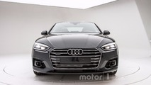 2010 Audi A5, Motor1 exclusive