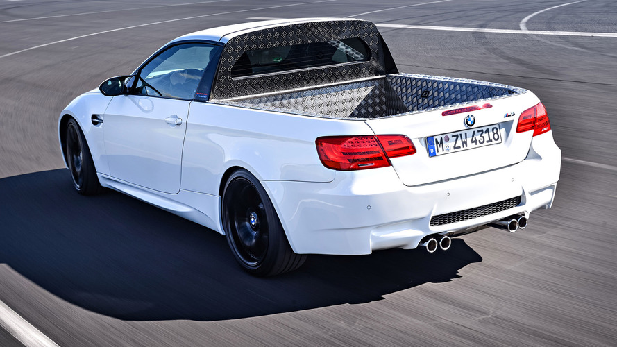 Aussie BMW Dealers Want A Pickup In The LIneup