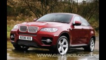 Novo Crossover BMW X6 começa a ser vendido no Brasil por R$ 325.900