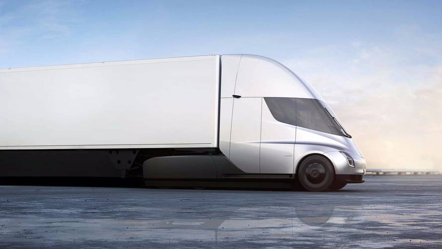 Budweiser orders a fleet of Tesla trucks