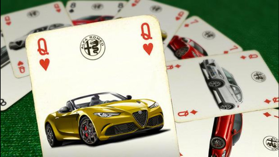 Alfa Romeo, i 7 modelli della riscossa