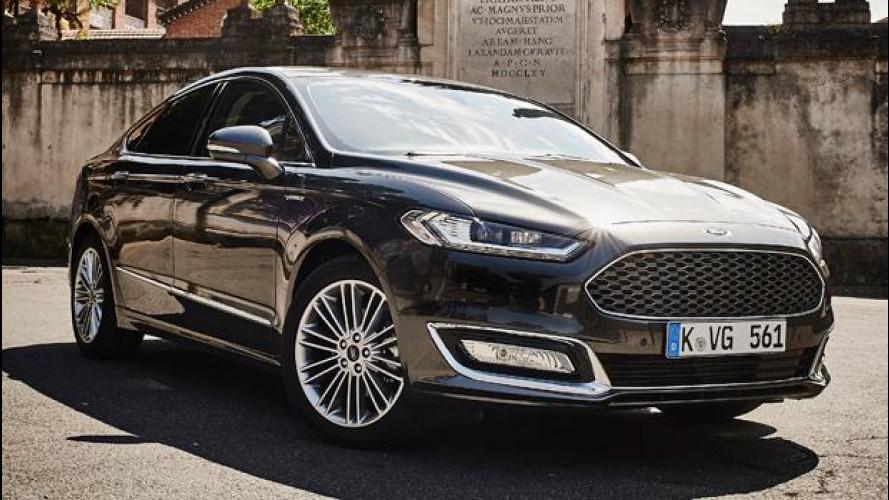 Vignale, il nuovo lusso Ford che non sfida le tedesche