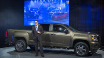 2015 GMC Canyon live in Detroit
