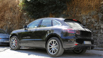 2014 Porsche Macan spy photo 30.07.2013