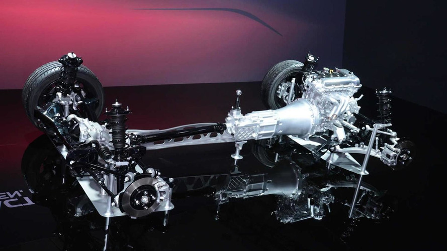 Mazda reveals next-gen MX-5 chassis, will be 100+ kg lighter