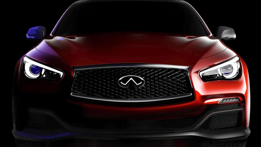 Infiniti to introduce F1-inspired Q50 Eau Rouge concept in Detroit
