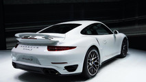 2014 Porsche 911 Turbo S live in Frankfurt 10.09.2013