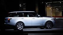 Range Rover Sport Hybrid live at 2013 Frankfurt Motor Show 12.09.2013