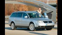 Sauberer Diesel-Passat