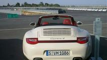 Porsche 997 Facelift