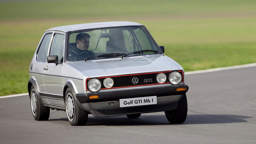Motor1.com Legends: 1976 Volkswagen Golf GTI