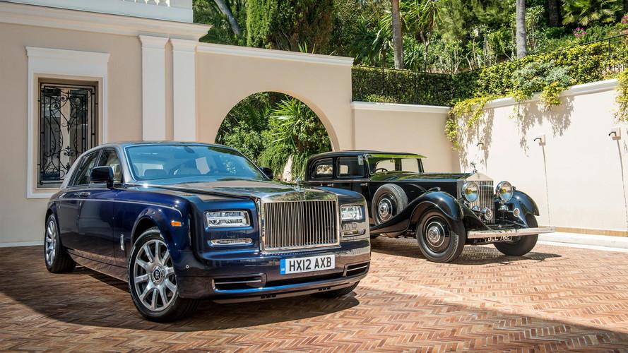 Rolls-Royce Phantom: sus 90 años de historia en imágenes