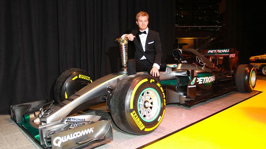 El F1 campeón de Rosberg se exhibirá en el museo de Mercedes