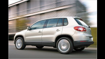 VW Tiguan: Neue Basis