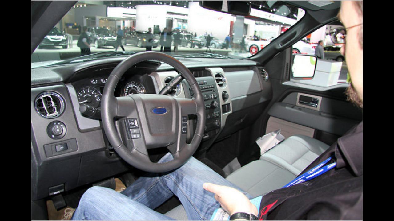 Ford F-150 im Erstcheck