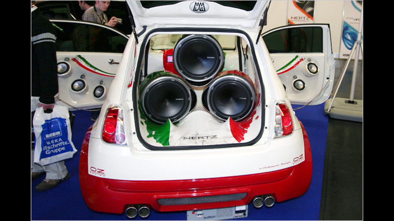 Fiat 500 (Car&Sound 2009)