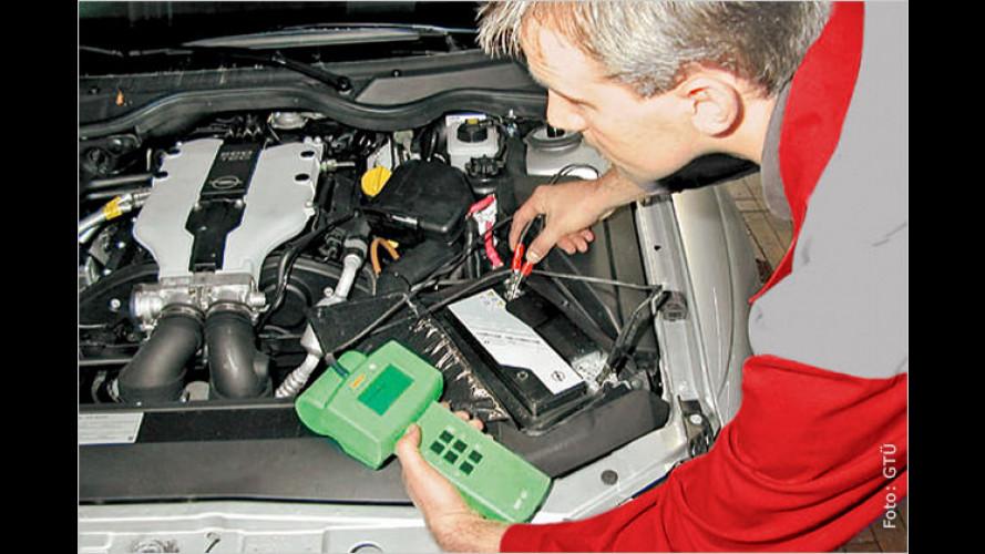 Batterien im Winter: Das muss beachtet werden