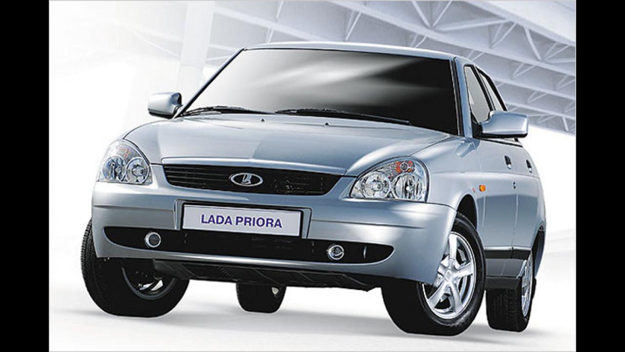 Lada Priora 2172 1.6 16V LPG
