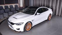 BMW M4 GTS à Abu Dhabi Motors