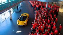 McLaren 50th celebration 04.9.2013