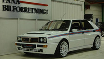 Mint condition Lancia Delta HF Integrale Evoluzione Martini 5 special edition on sale in Norway