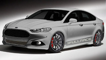 Full-Race Motorsports Ford Fusion for SEMA 22.10.2013