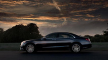 2014 Mercedes S-Class US launch promo 15.10.2013