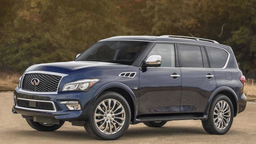 2018 infiniti qx80 4wd review going mainstream. Black Bedroom Furniture Sets. Home Design Ideas