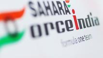 Sahara Force India F1 Team logo / XPB