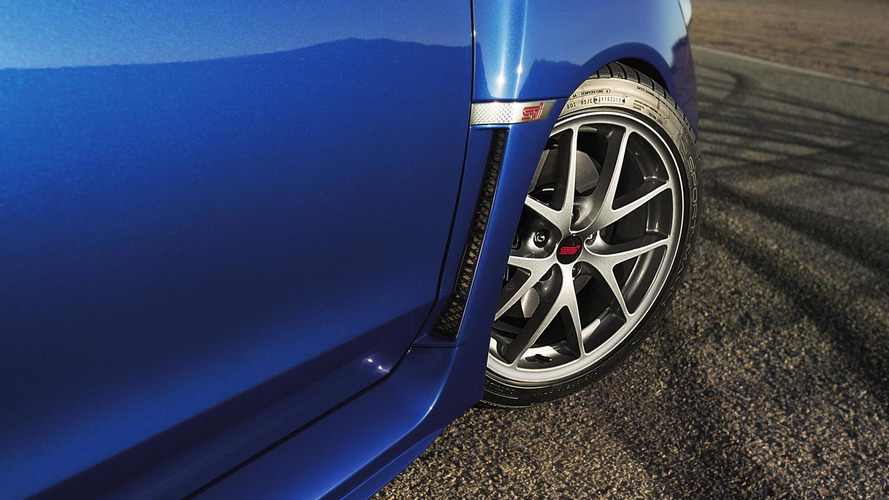 Subaru explains what's new in the 2015 WRX STI