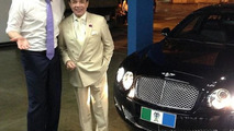 Count Scarpa's Bentley Flying Spur 23.09.2013