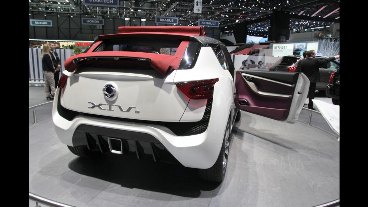 SsangYong XIV-2 Concept