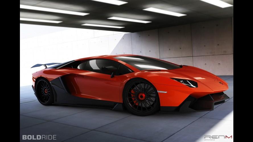 RENM Lamborghini Aventador Limited Edition Corsa