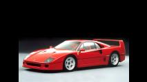 Ferrari F40, base del prototipo F50