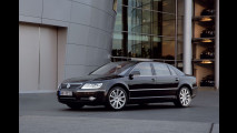 Volkswagen Phaeton model year 2009
