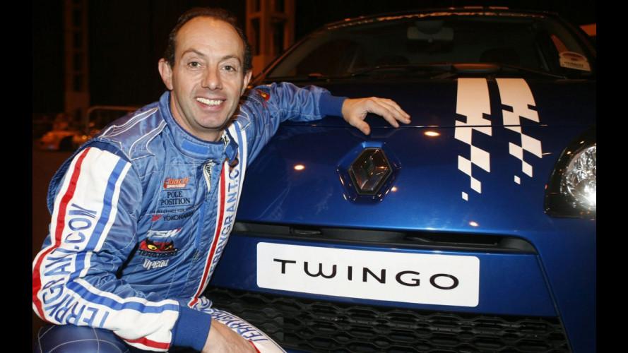 Renault Twingo GT da Guinness dei Primati