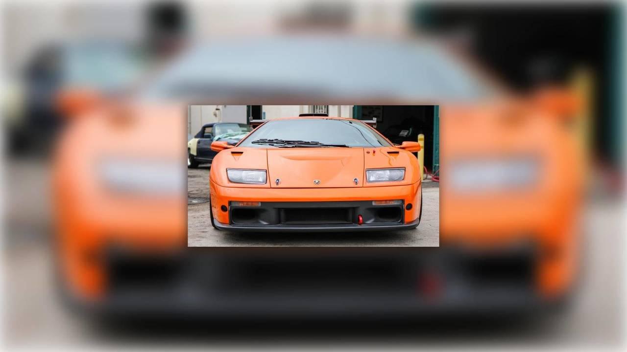 Lamborghini Diablo Gtr For Sale Photo
