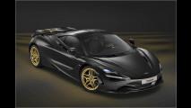 Schwarzgold: McLaren 720S