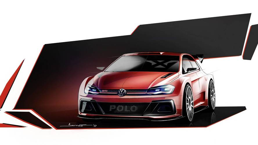 Volkswagen Polo GTI R5 2018